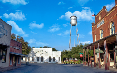 Here's How to Have the Most Colorful Time in Gruene Texas