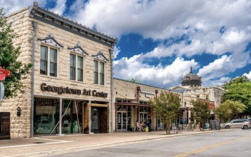 Here's Why You Should Visit Georgetown Town Square
