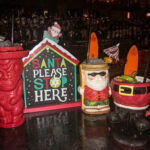Christmas Themed Pop Up Bars Miracle and Sippin' Santa Return to Austin