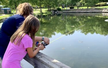 Here Are The Best Fishing Spots in Austin