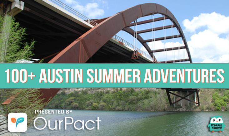 Summer Fun Checklist Austin Texas