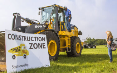 Giveaway: Touch-A-Truck at Camp Mabry
