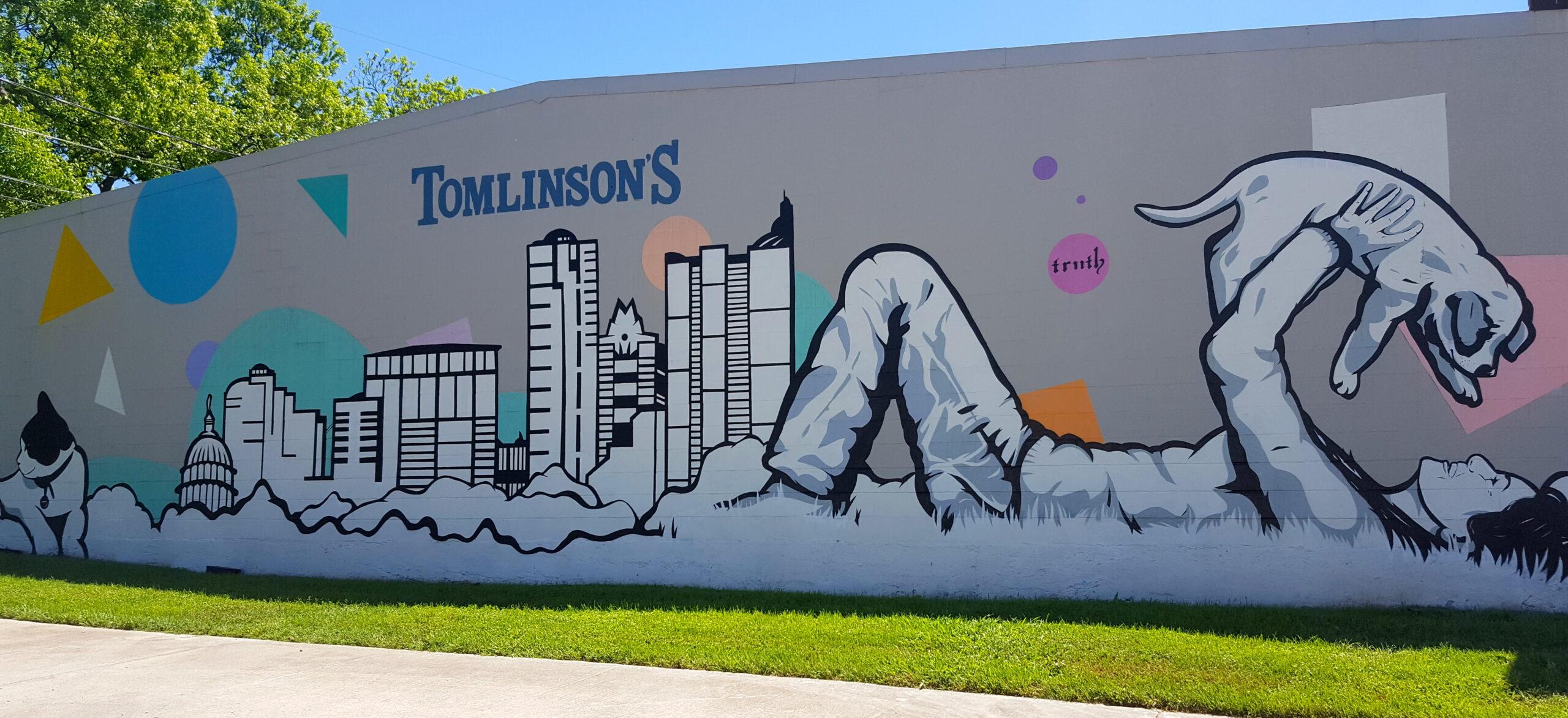 Tomlinson's Mural
