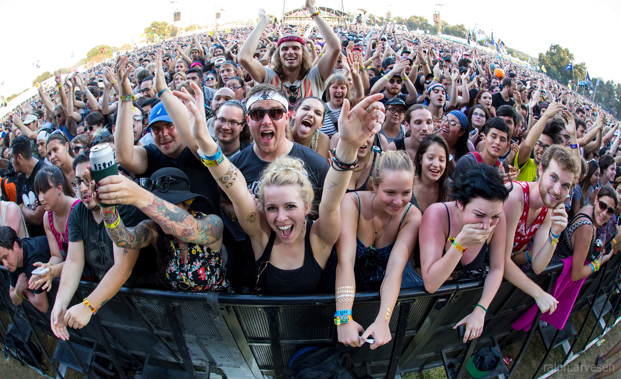 ACL Fest 2015 crowd. Photo by Flickr user Ralph Arvesen, creative commons licensed. https://www.flickr.com/photos/rarvesen/21681493794