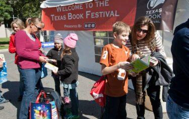 Family Fun at the Texas Book Festival