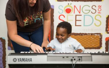 Are You Ready To Rock? Try A FREE Songs for Seeds Demo Class (Plus A Giveaway!)