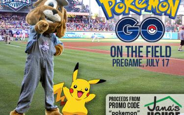 Round Rock Express to Host Pokémon Go Event Sunday
