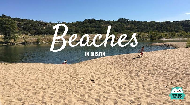 Beaches in Austin - Free Fun in Austin