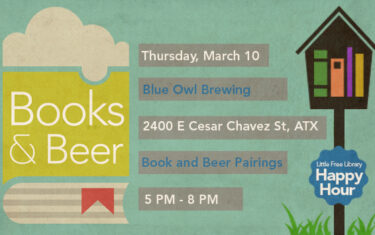 Books and Beer Happy Hour