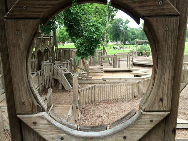 Childrens Park Playground