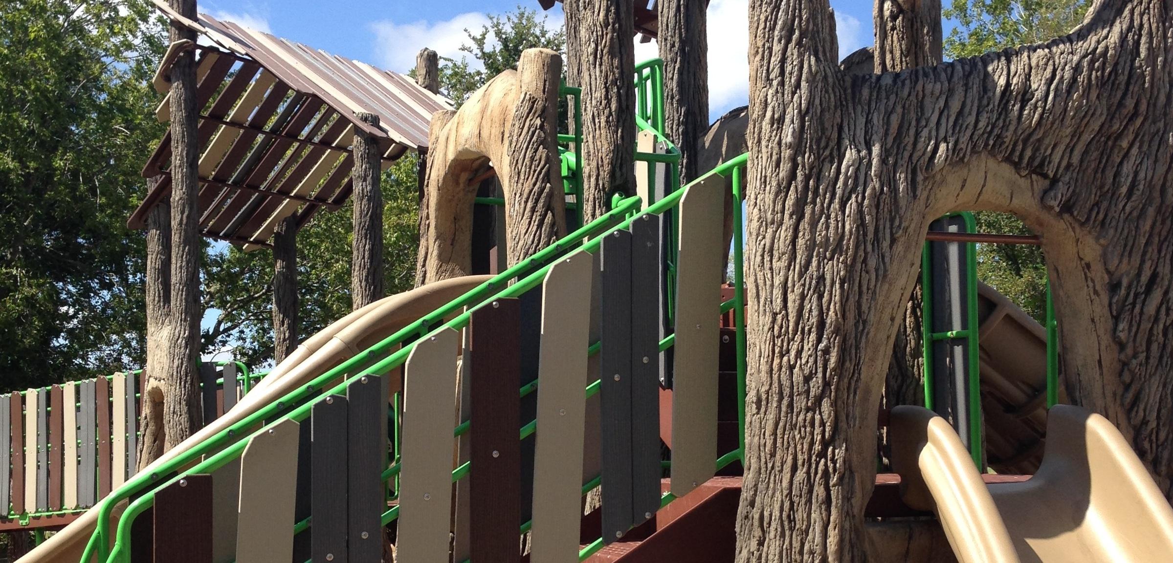 Dove Springs Playground Austin TExas