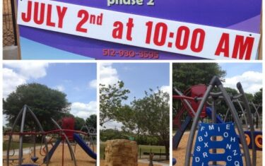 Grand Opening of Georgetown's Creative Playscape