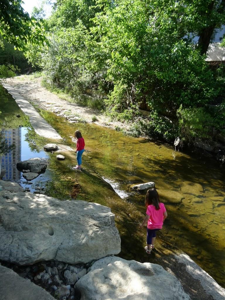 Growing Up Austin - Austin Kids Hike - Shoal Creek