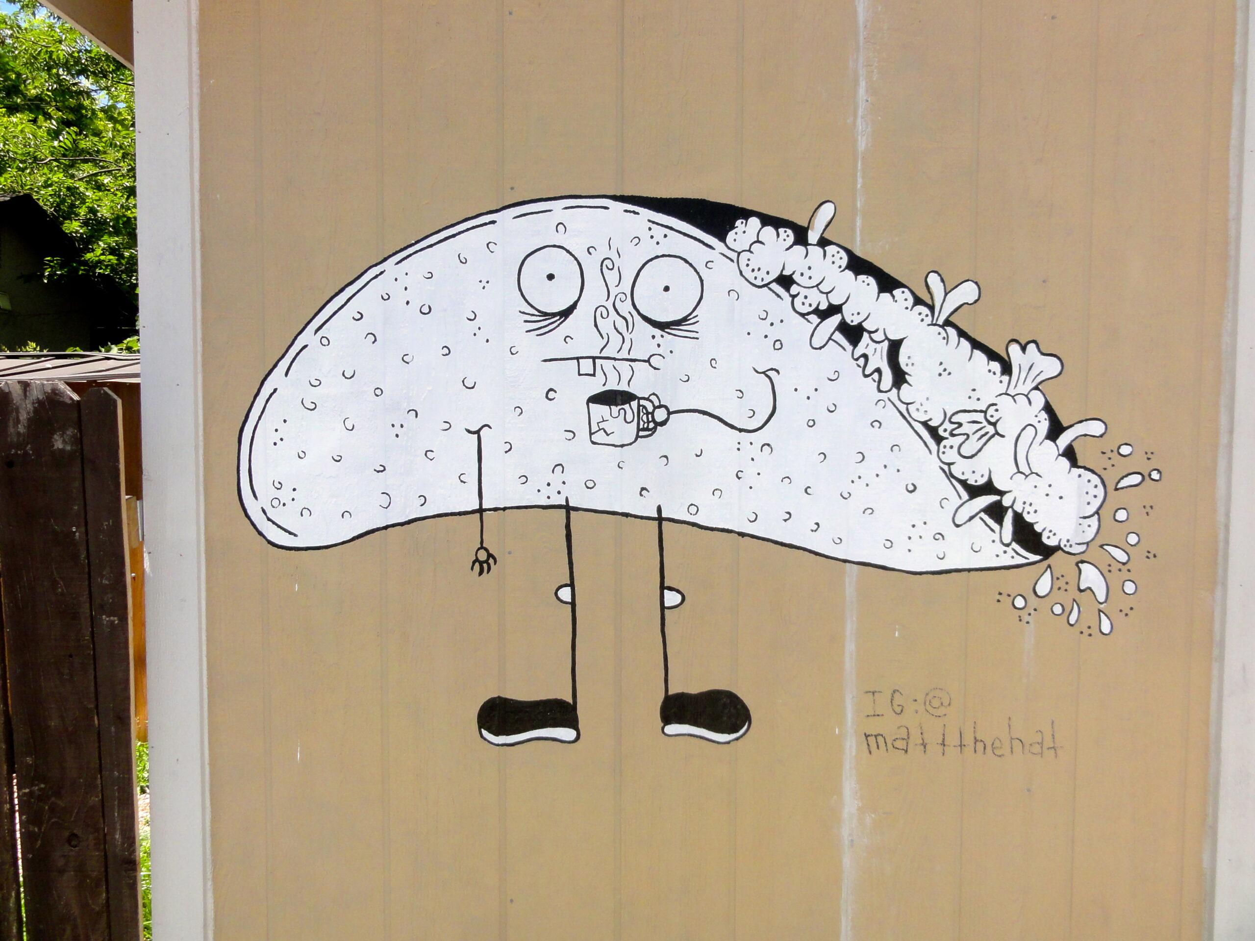 Taco Mural