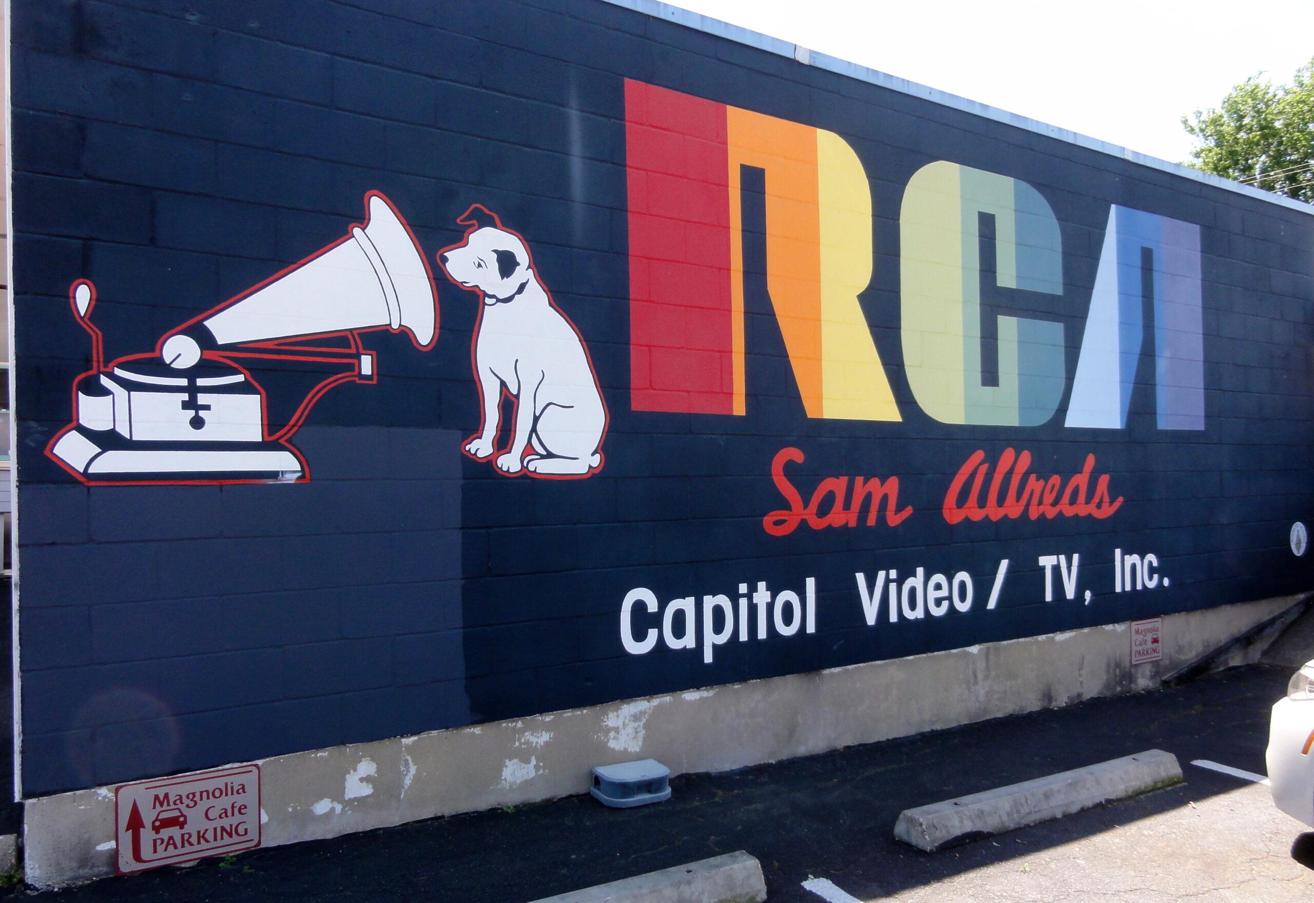 RCA Mural