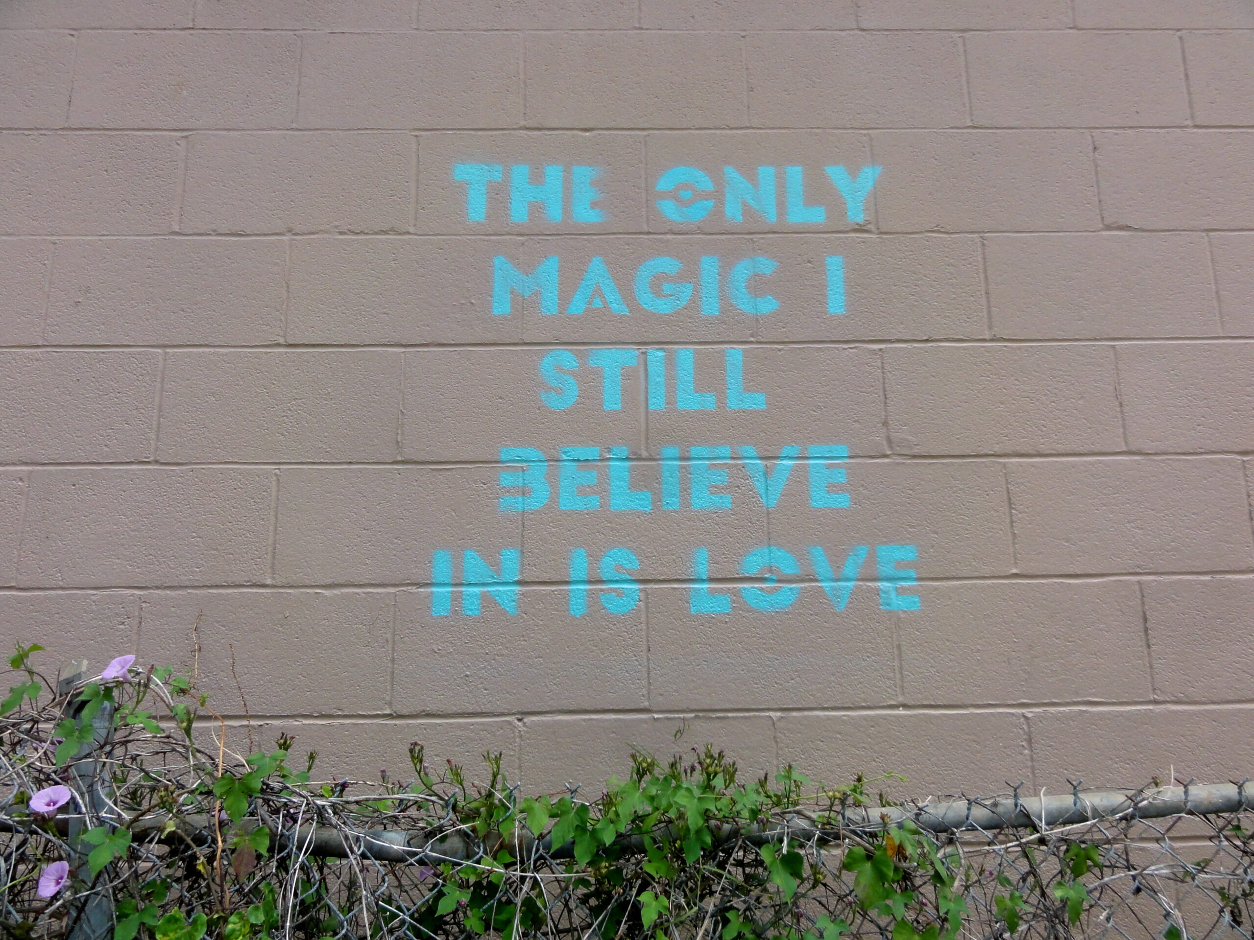 Magic Love Mural