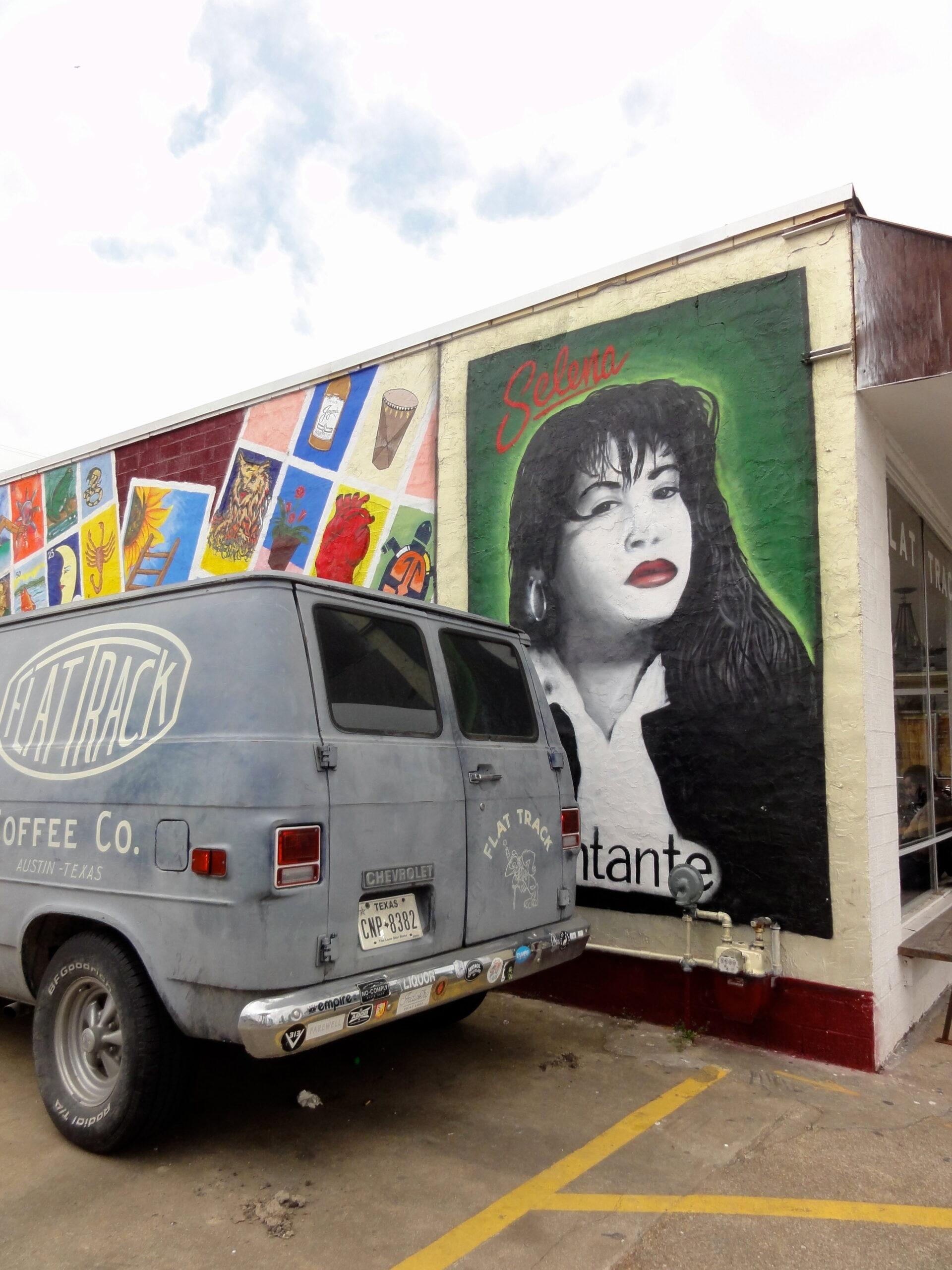 Selena Mural