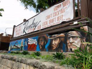 Revelry Musicians Mural