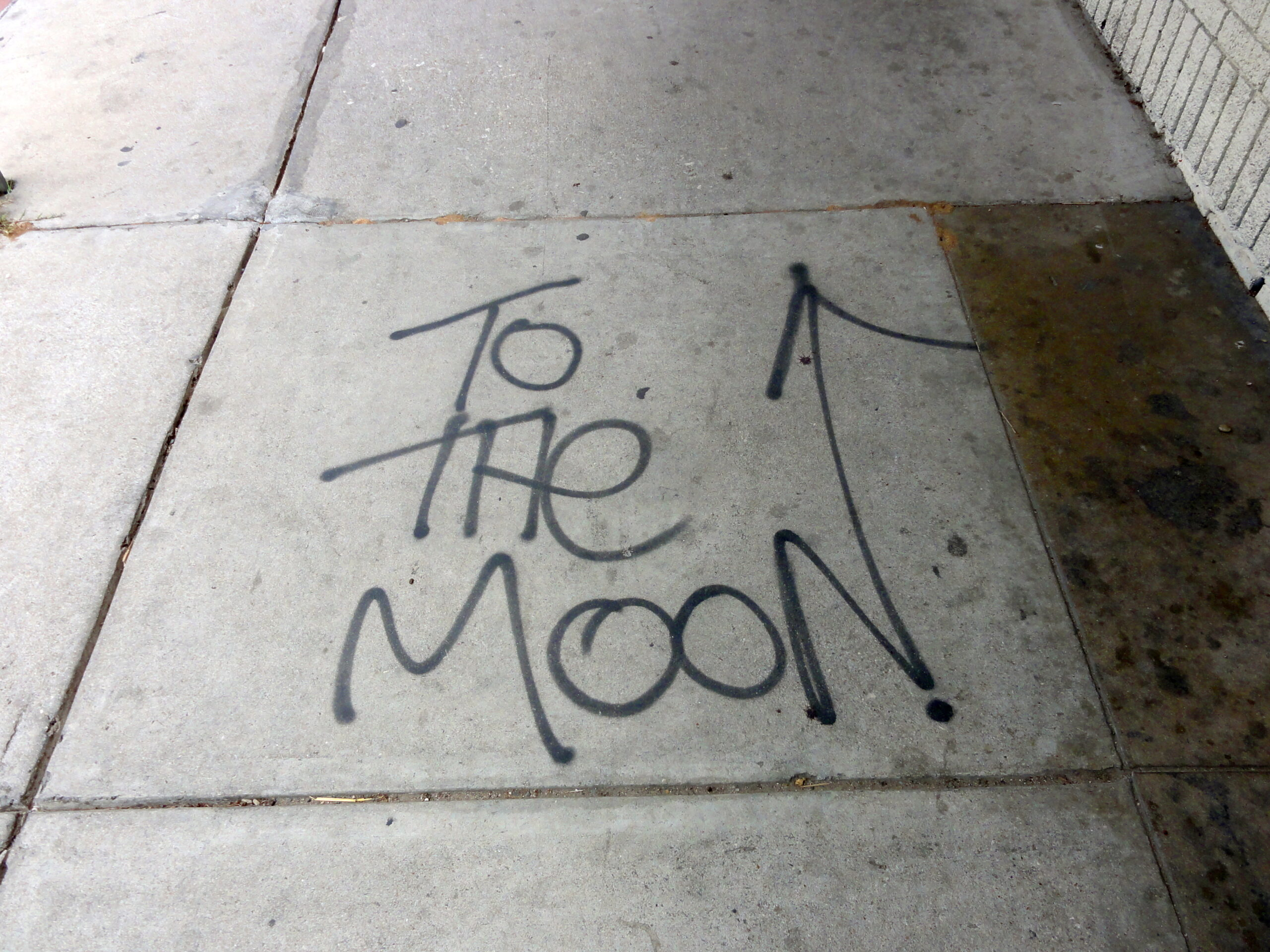 To the Moon Sidewalk