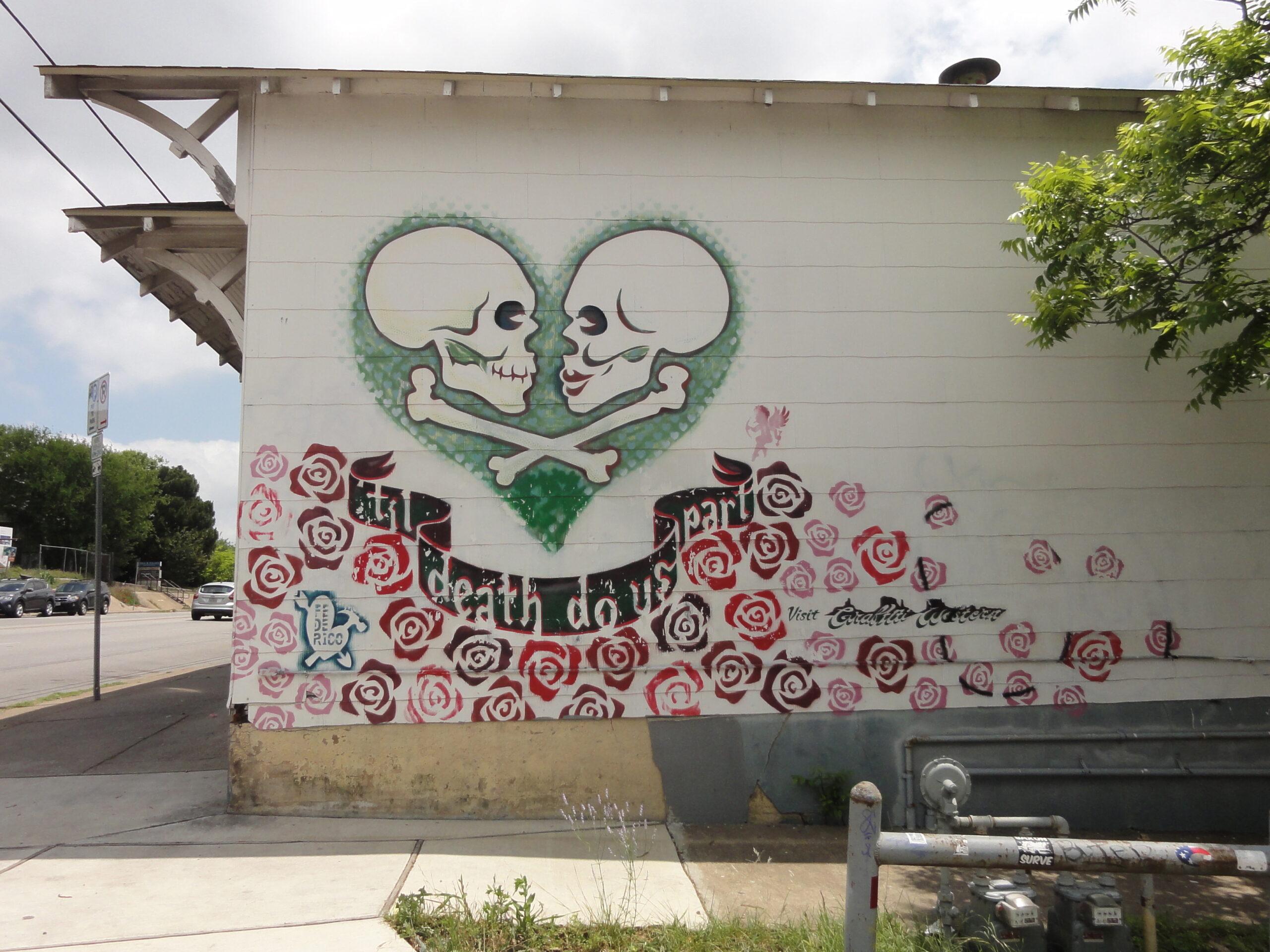 Til Death Mural