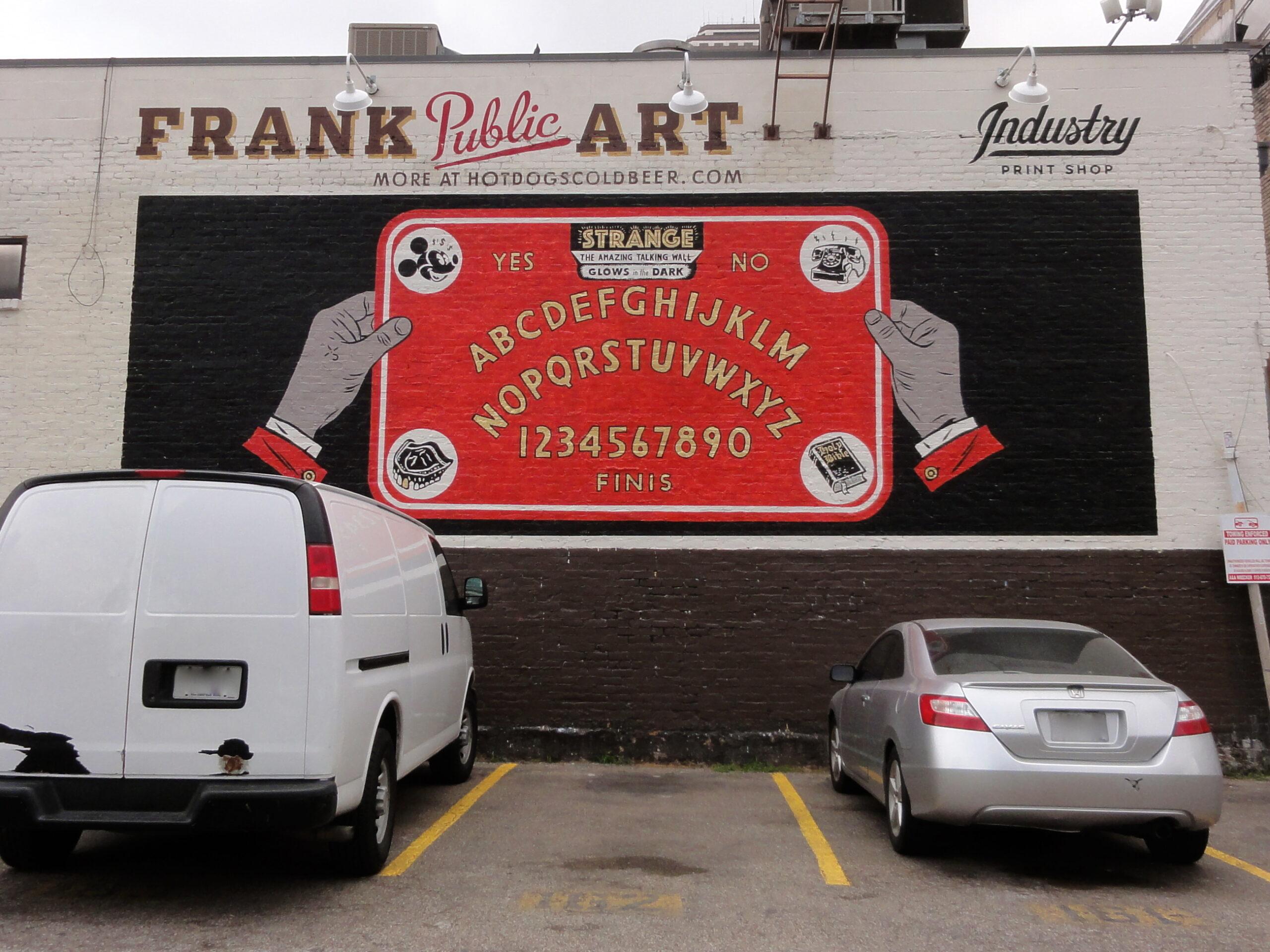 Frank Mural