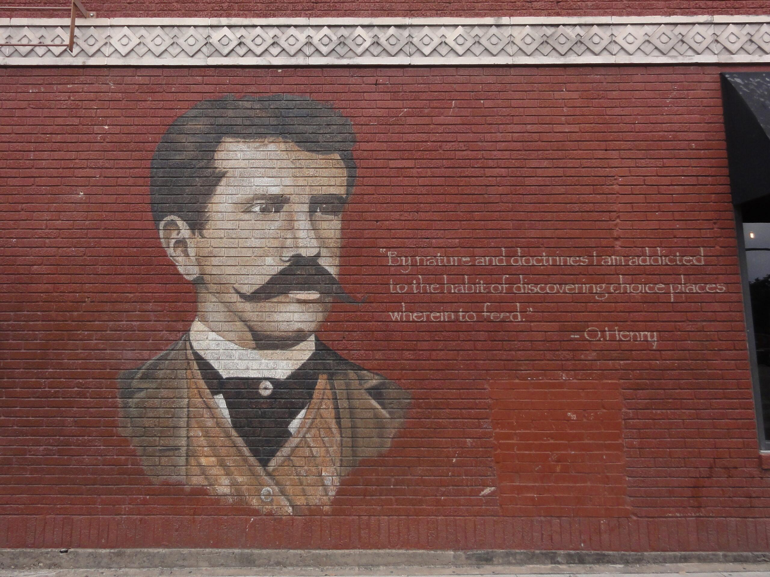 O Henry Mural