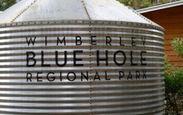 Day Trip: Wimberley Blue Hole Regional Park