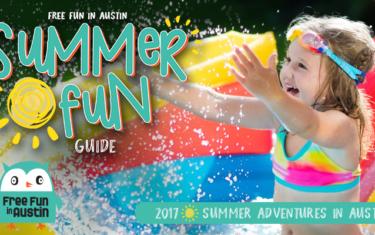 2017 Guide to Summer Fun in Austin