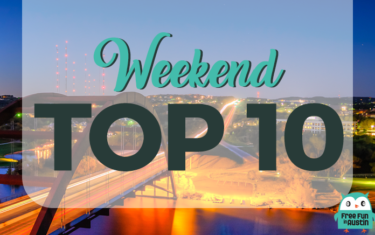 Weekend Top FREE Events: January 31 Through February 2, 2020