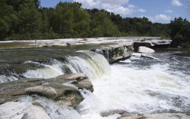 Adventure in Austin: McKinney Falls State Park