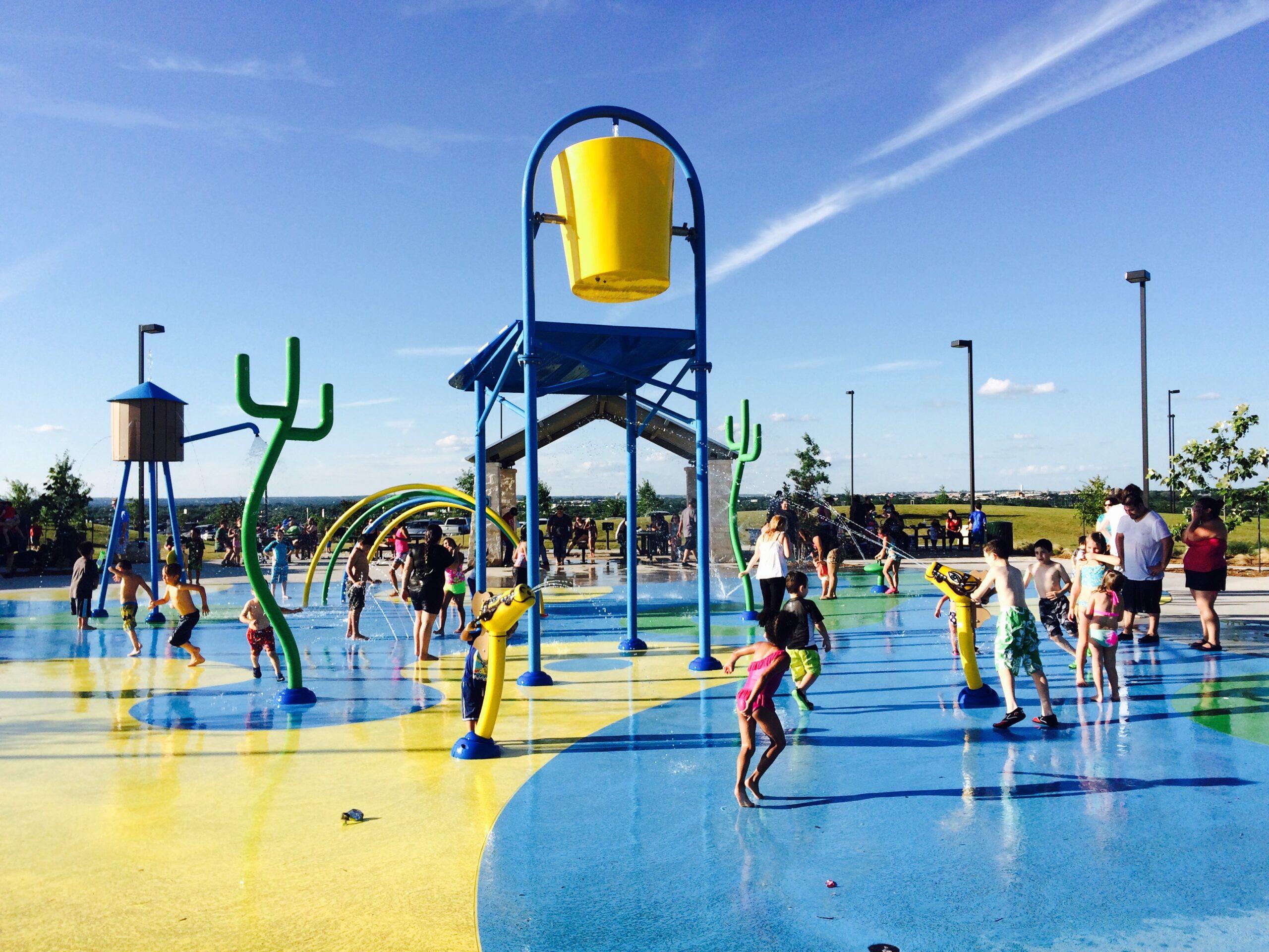 Fischer Park Sprayground