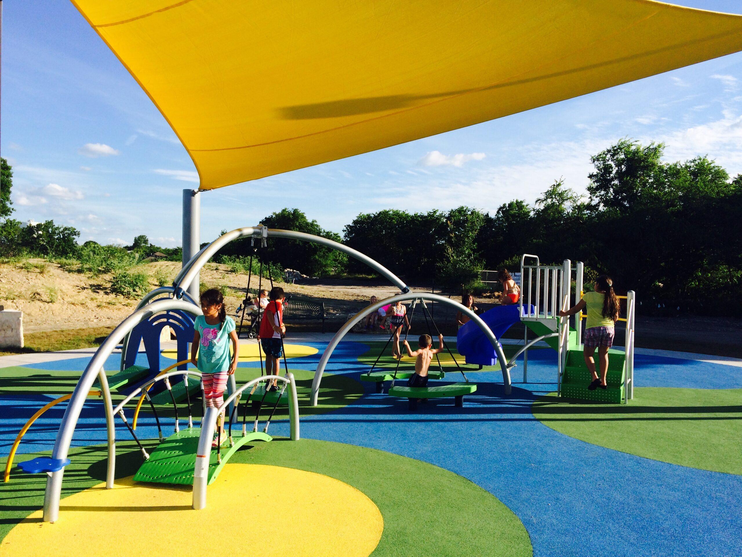 Fischer Park Playground