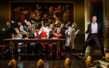 We're Giving Away Opening Night Tickets To 'A Gentleman's Guide To Love & Murder'