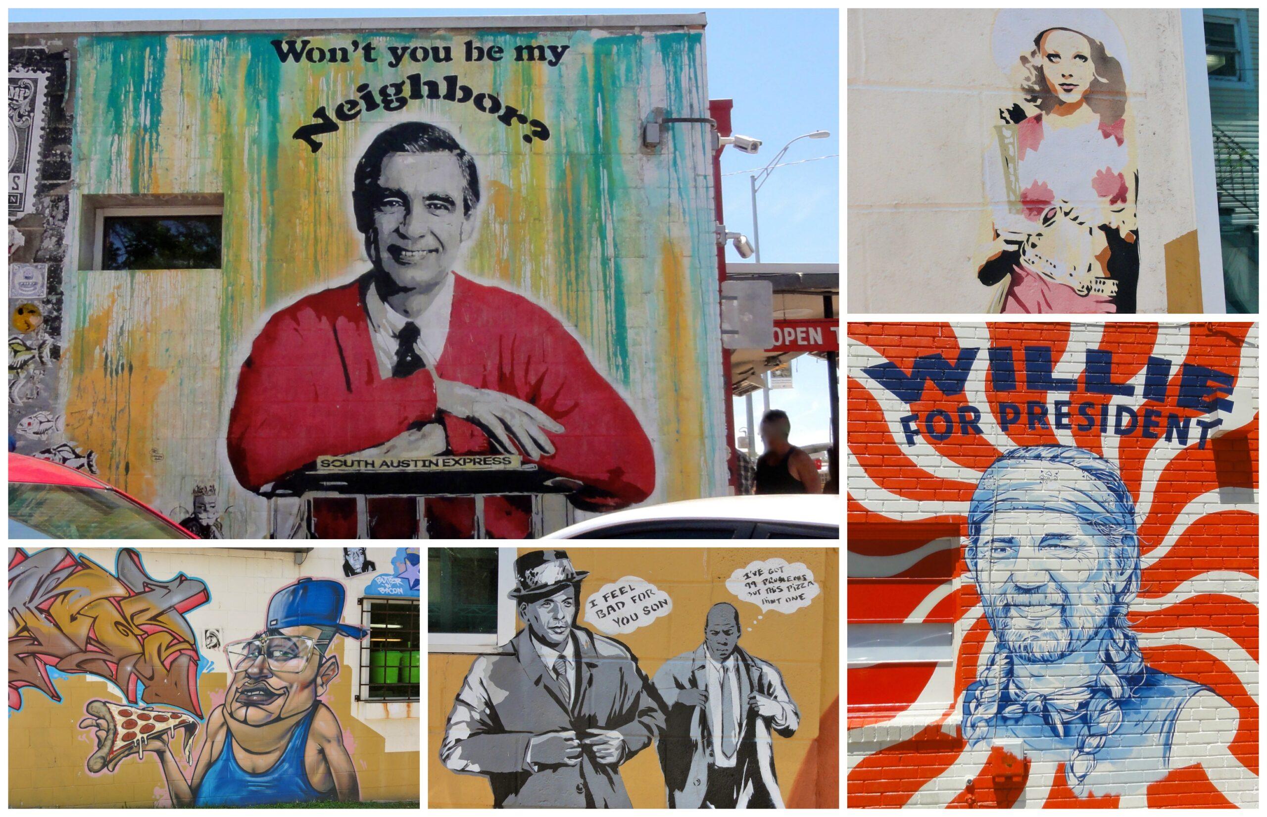 Homeslice Murals