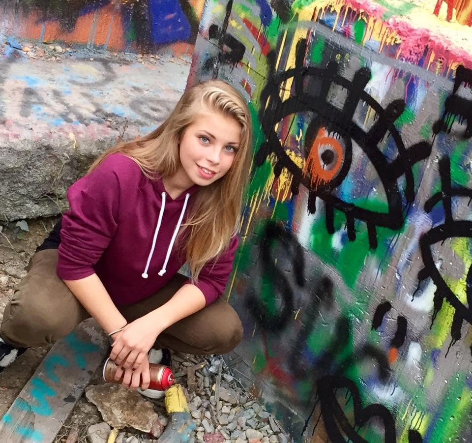 Hope Outdoor Gallery graffiti park Austin