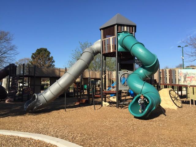 San Gabriel Park Playground