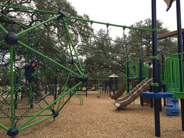 Elisabeth Milburn Park Playground