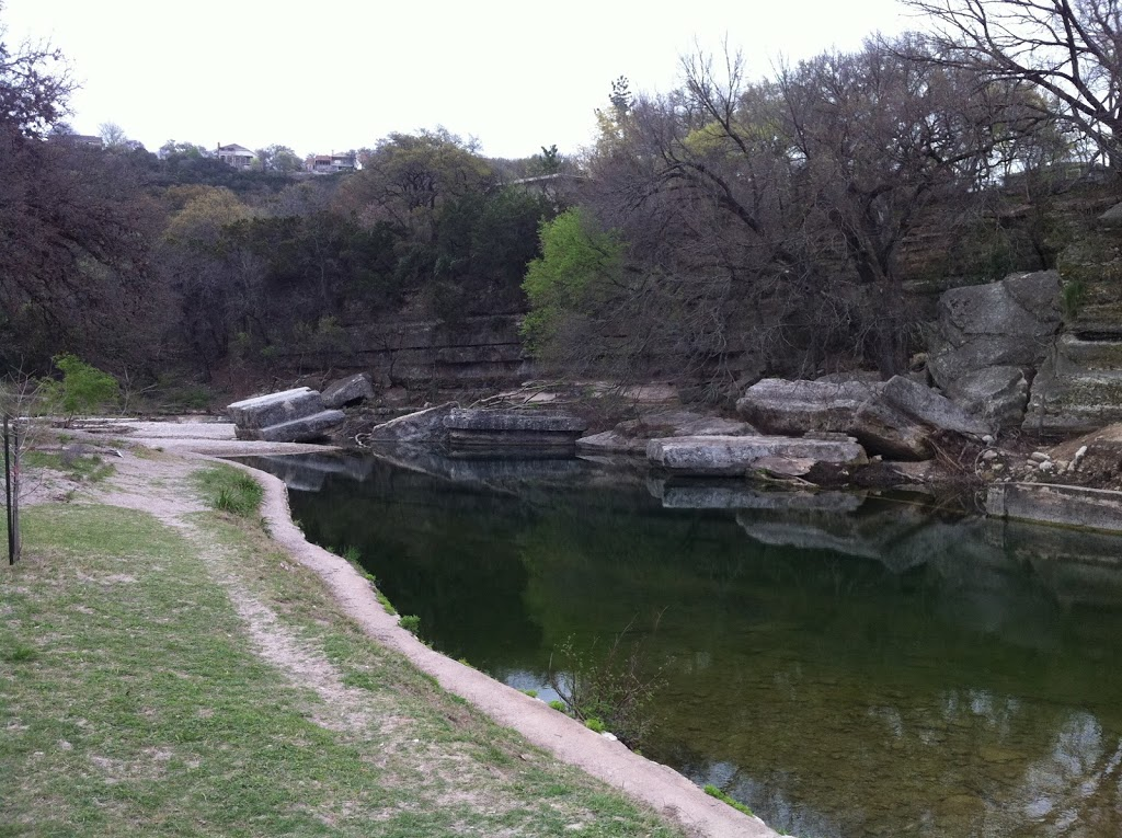 Growing Up Austin - Bull Creek - Austin Kids Hike