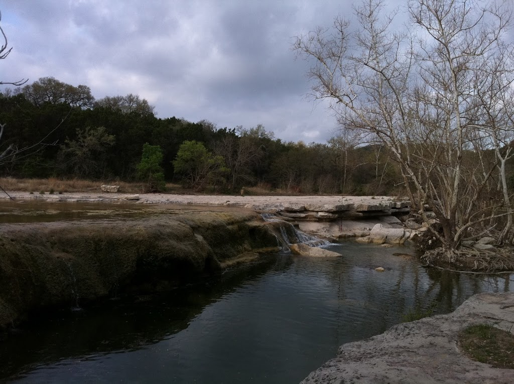 Growing Up Austin - Austin Kids Hike - Bull Creek