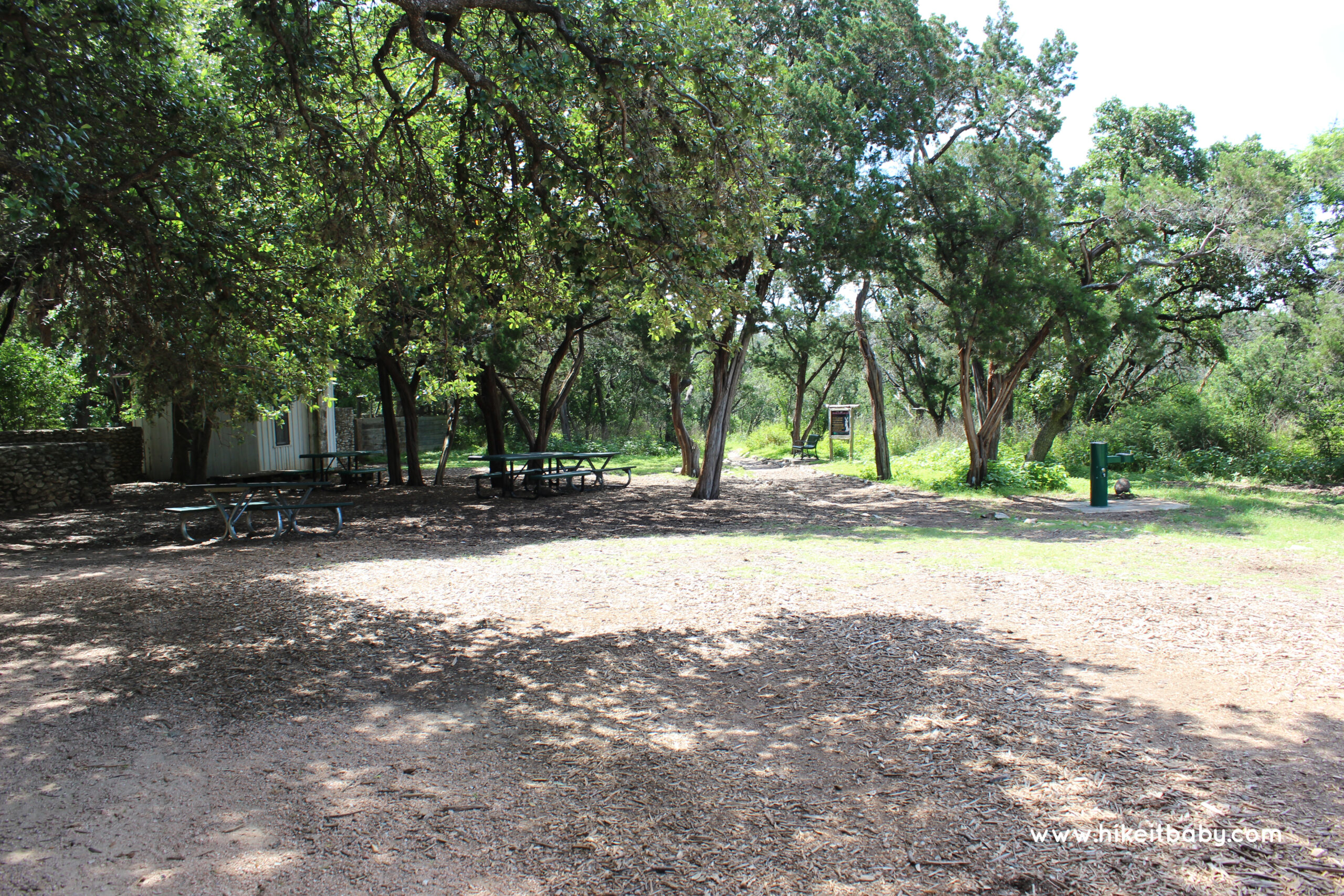 Mayfield Park Picnic Area