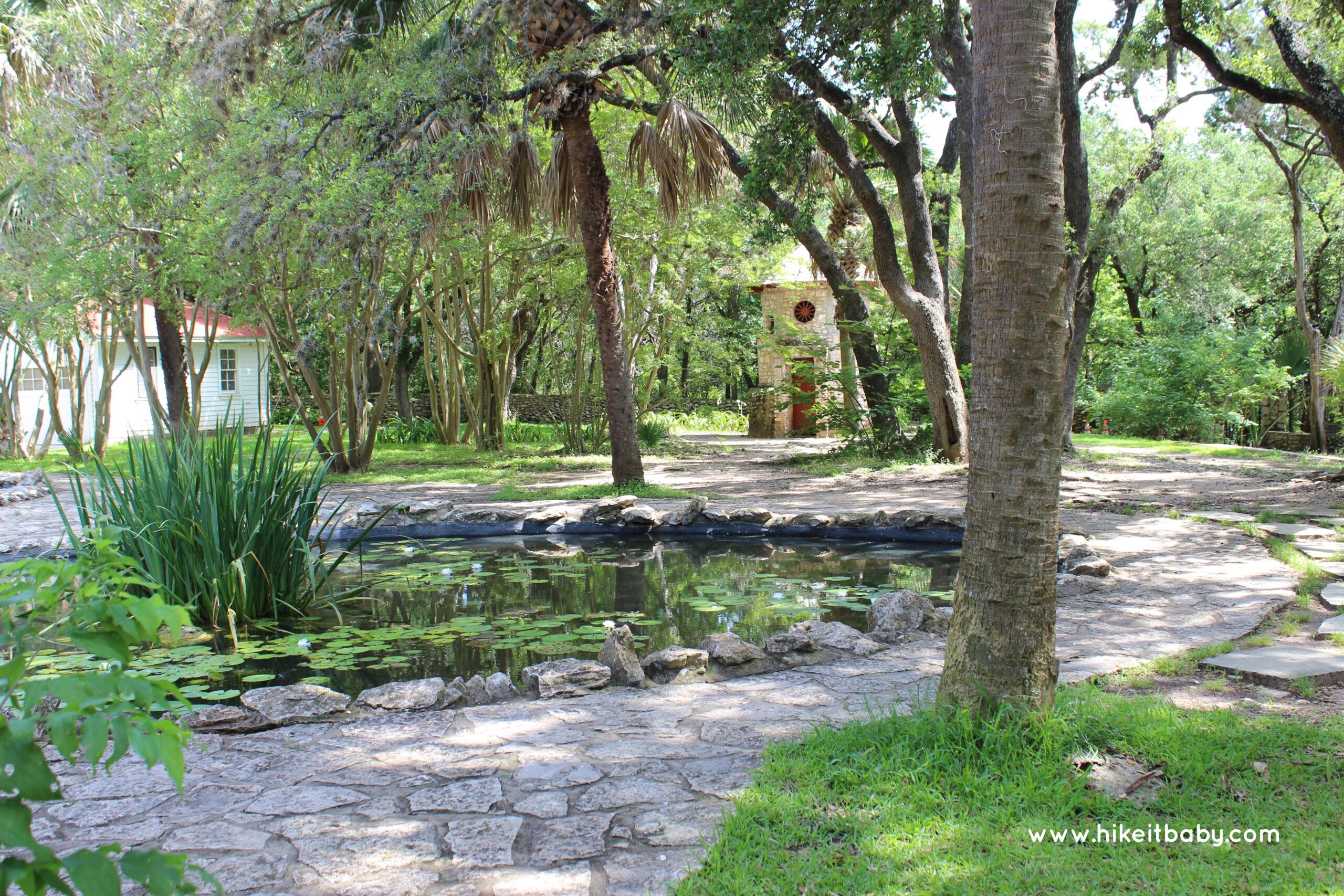 Mayfield Park Pond