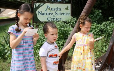 Austin Nature & Science Center Bingo Cards