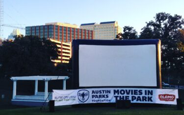 Free Movies In The Park in Austin and Beyond