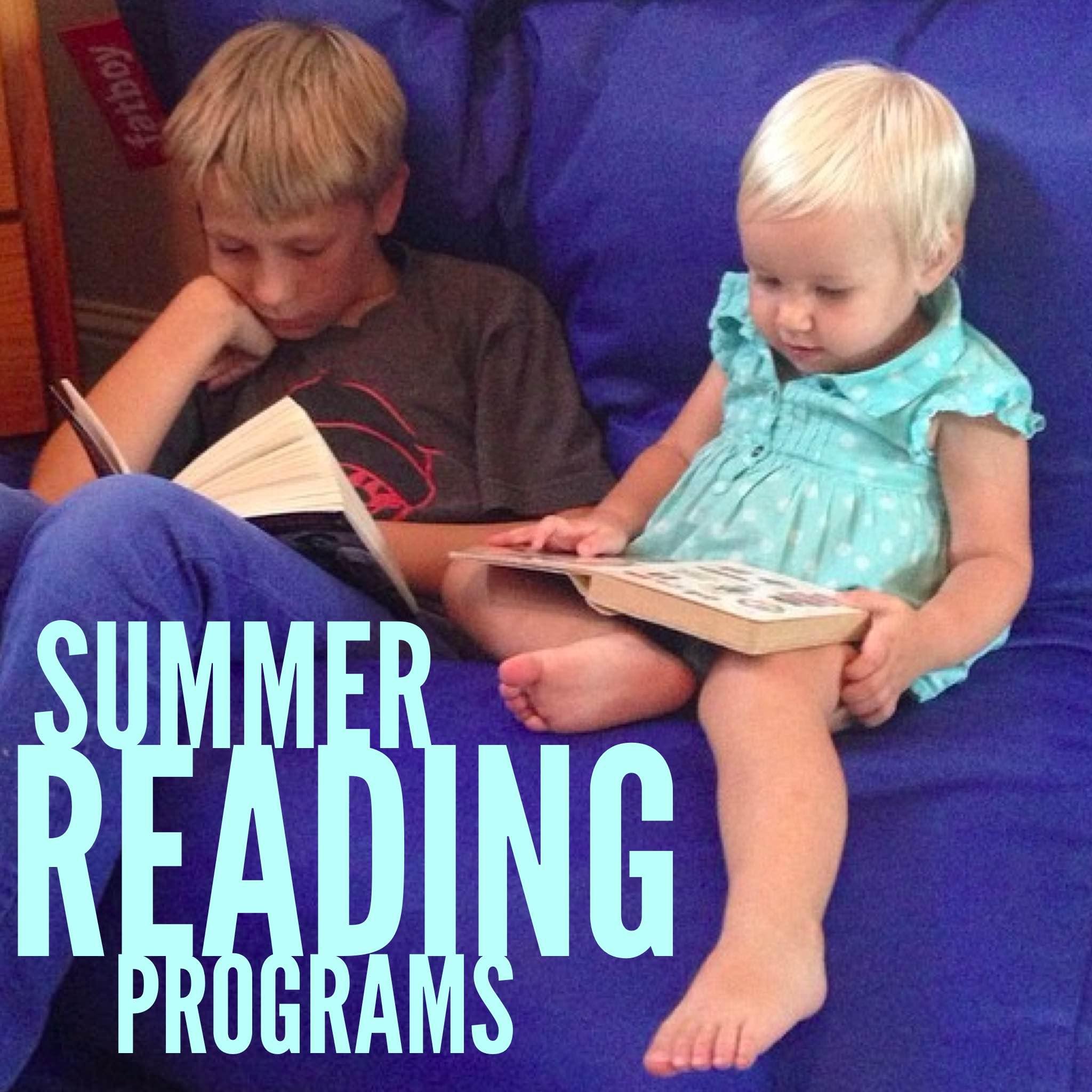 Austin Summer Reading Programs 2015