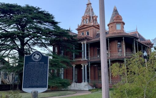 The UT Campus Is Home To One Of The Most Haunted Places In Austin