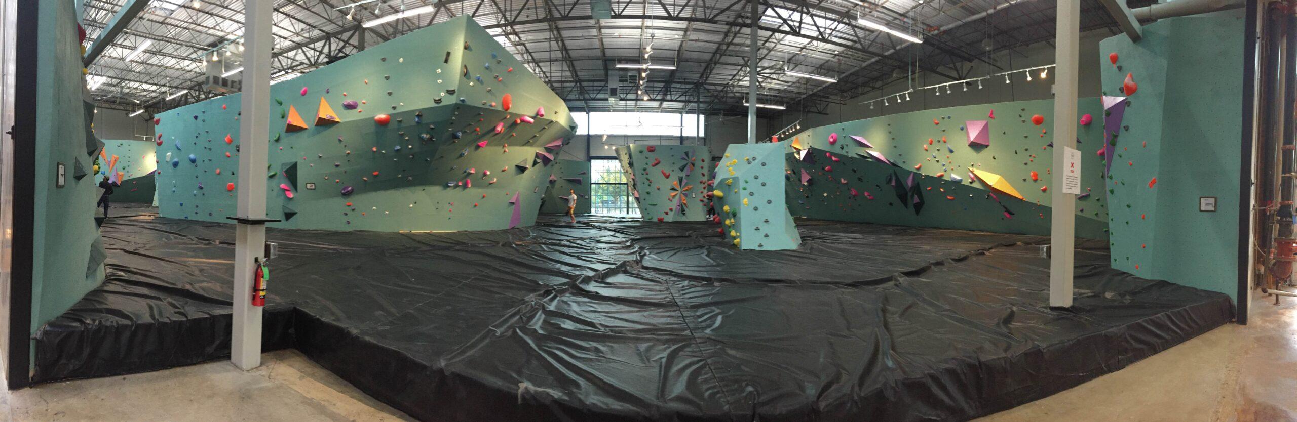 Indoor Fun Austin Bouldering