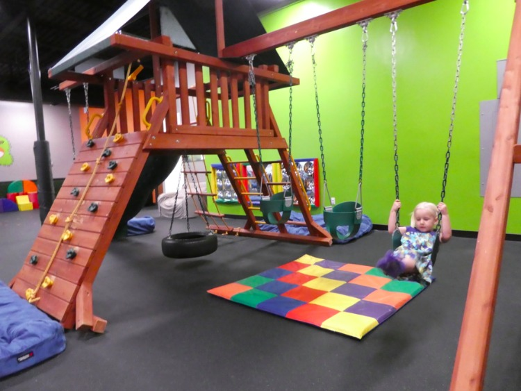 Little Land Play Gym in Austin Texas