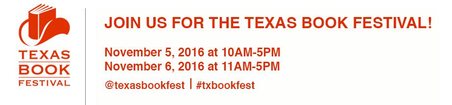 Texas Book Festival - Free Fun in Austin