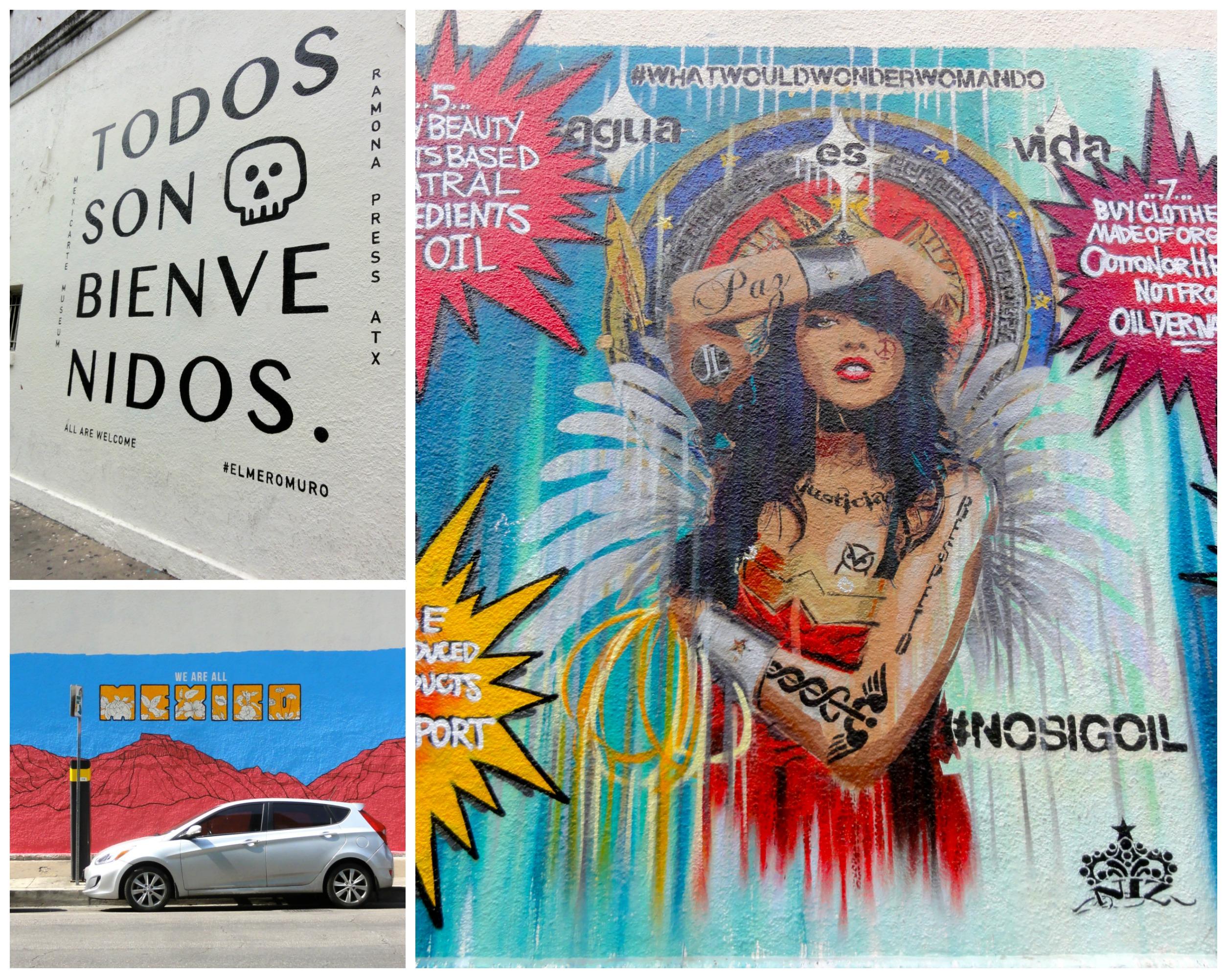 Mexic-Arte Murals