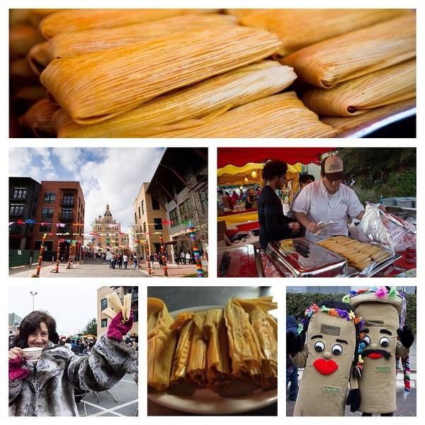 Free Tamales Holiday Festival at the Pearl in San Antonio